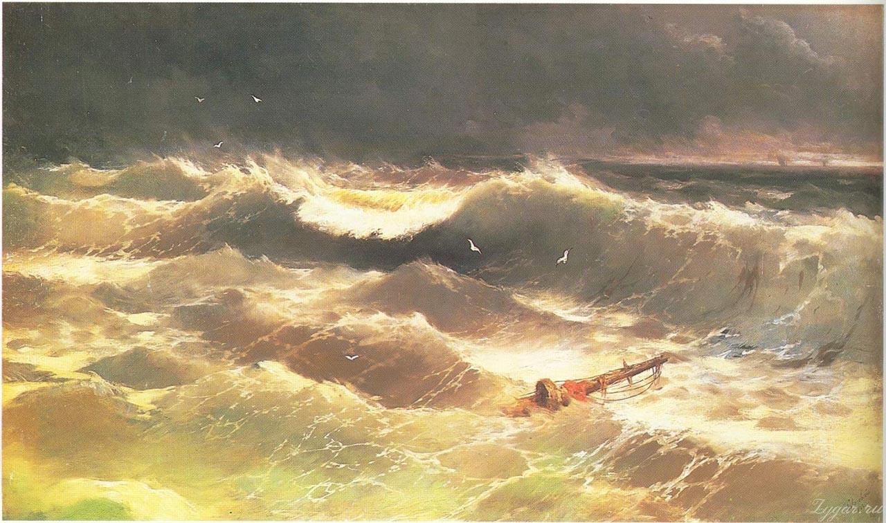 Айвазовский картины где выставлены